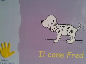Copertina de Il cane Fred