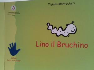 copertina del libro Lino il bruchino