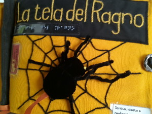 Copertina de La tela del ragno