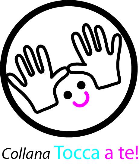 Logo della collana Tocca a te